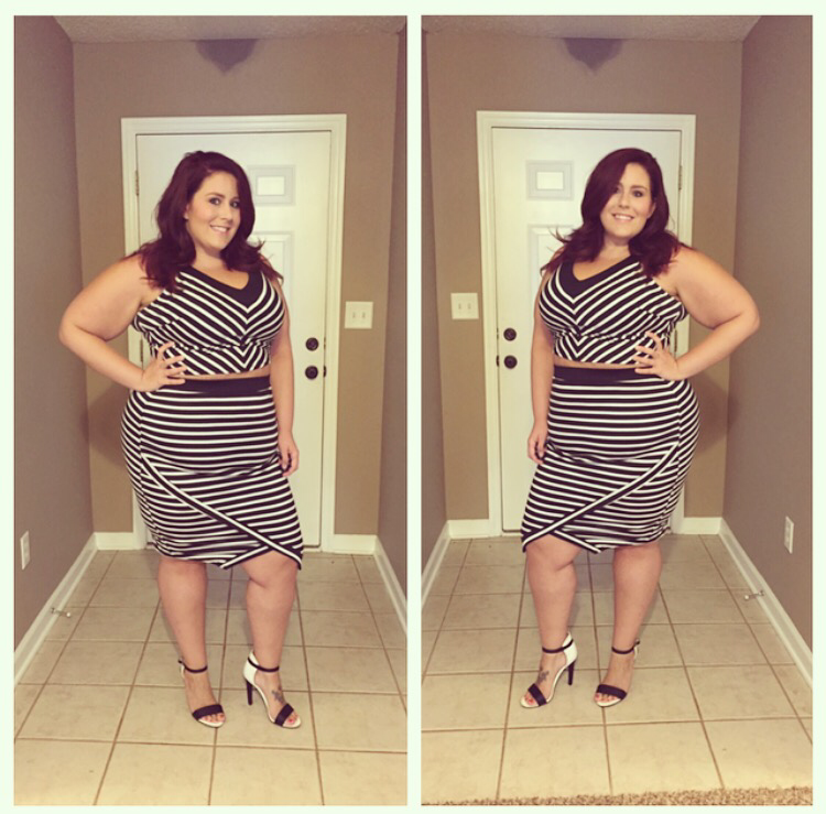 charlotte russe plus size – curves, curls and clothes